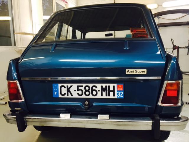 Citrön AMI Super / Baujahr 1973