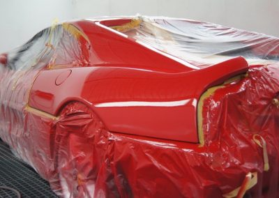 Autolackierung und Karosseriebau in Altenburg   Ferrari F355 Autolackierung