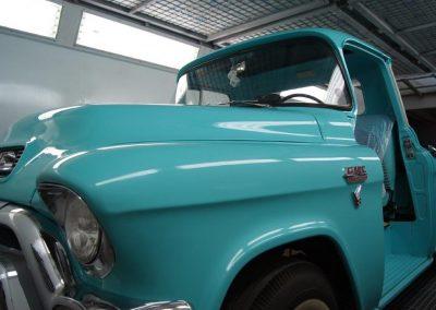 Autolackierung und Karosseriebau in Altenburg   GMC Pickup Oldtimer Restaurierung