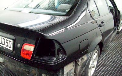 3er BMW – Vorher / Nachher
