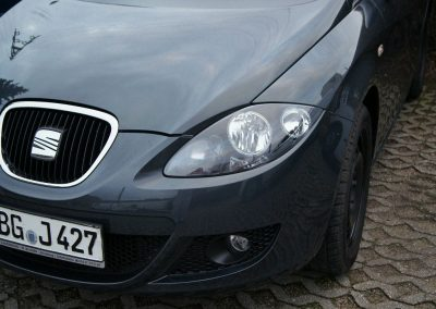 Autolackierung und Karosseriebau in Altenburg | SEAT Ibiza Unfallinstandsetzung
